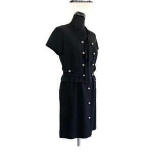 Moschino 90s vintage dress by Franco Moschino S